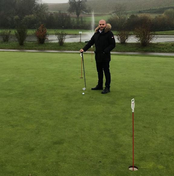 Furkani - golf 1