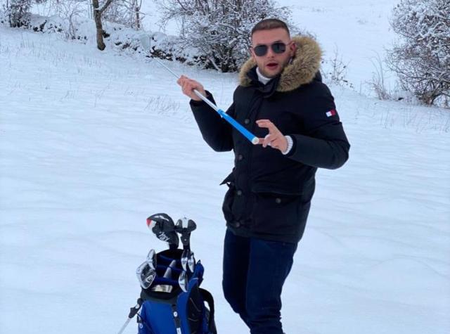 furkan golf ne shkup
