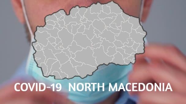 NorthMacedonia-MaqedoniaeVeriut-Alsat-Covid-19